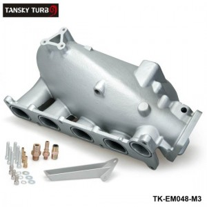 TANSKY -Performance Cast Aluminum Air Intake Manifold For Mazda 3 MZR For Ford Focus Duratec 2.0/2.3 Engine TK-EM048-M3