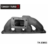 CAST IRON TURBO MANIFOLD FOR HONDA B16 B18B SERIES ACURA INTEGRA HONDA CIVIC(92-00) CRX (T3 FOR 38MM Wastegate) TK-EM03