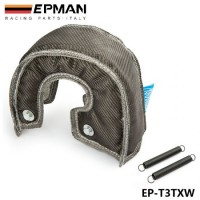 EPMAN T3 Carbon Fiber Turbo Blanket heat shield barrier 2,000 degree temp rating EP-T3TXW