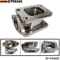 EPMAN T3-T3 Stainless steel 304 TURBO MANIFOLD ADAPTER+38MM WASTEGATE FLANGE OUTLET EP-CGQ20Z