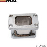 EPMAN -- T3 TO T25 STAINLESS FLANGE TURBO CHARGER MANIFOLD EXHAUST CONVERSION ADAPTER EP-CGQ28Z