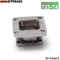 EPMAN- T25 TO T4 Flange Turbo Flange Adapter for Garret Turbonetics Precision EP-CGQ47Z