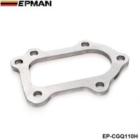 EPMAN Tubro Exhaust Rear Flange Fit for Toyota Celica GT4 MR2 CT26 3S-GTE 6 Bolt Turbo to Downpipe EP-CGQ110H