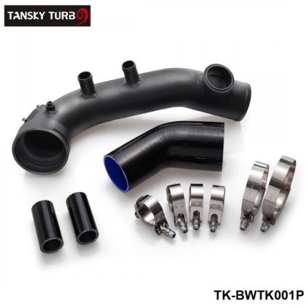 Intake Charge Pipe Fits BMW Model N54 E82 E88 E90 E91 E92 SSQV HSK Charge Pipe Kit