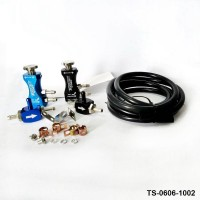 Turbo-smart In-cabin Manual Boost Controller W/2M HOSE Packing In Black Box TS-0606-1002