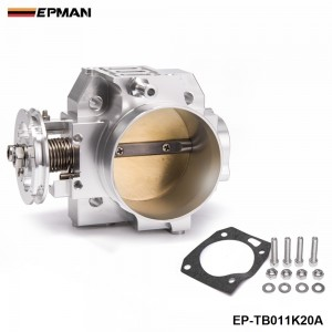 EPMAN - 70mm High Performance Racing Throttle Body For Honda/Acura K-Series Engines Only EP-TB011K20A