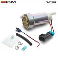 EPMAN - E85 Racing High Performance internal Fuel Pump 450LPH F90000267 & Install Kit  EP-RYB267