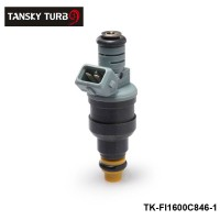 TANSKY-High performance fuel injector 0280150846 1600cc fuel injector 0280 150 842/0280150846 for Mazda RX7 TK-FI1600C846-1