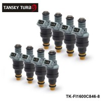 TANSKY-8PCS/LOT New Fuel Injector 1600cc 152lb/hr For Audi Chevy Ford 028015086 TK-FI1600C846-8