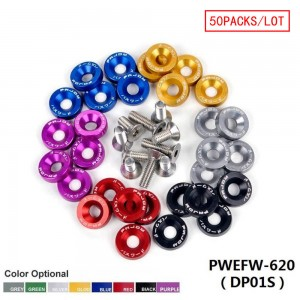 50PACKS/LOT Pass-word:JDM Fender Washers PWEFW-620(DP01S)
