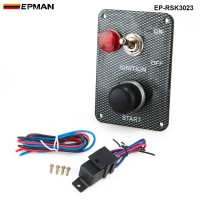 Racing Switch Ki Car Electronics/Switch Panels-Flip-up Start/Ignition/Accessory EP-RSK3023