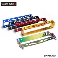 TANSKY - Universal Aluminum Car Styling License Plate Frame Power Racing License Plate Frames Frame Tag Holder EP-PZK9001
