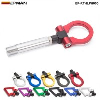 EPMAN Car Racing Japan Model Auto Trailer Tow Hook Ring Eye Front Rear Aluminum For Honda FIT New EP-RTHLPH005