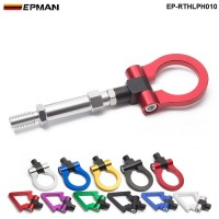 EPMAN Racing Sport Car Towing Hook Racing Tow Bar Auto Trailer Ring For VW Golf GTI 2010 EP-RTHLPH010