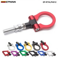 EPMAN  Car Sport Towing Hook Racing Tow Bar Auto Trailer Ring For BMW MINI Cooper F55 F56 Euro Style EP-RTHLPH012