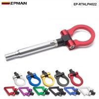 EPMAN Jdm Aluminum Front/Rear Tow Hook Kit For Honda For Subaru Forester For Impreza EP-RTHLPH022
