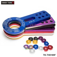 BENEN-0185 Front Tow Hook (red,blue,black,silver,golden,purple, Neochrome ) TK-TH0185F
