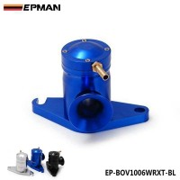 EPMAN -performance racing parts turbo aluminum blow off valve turbo wastegate bov siut for WRX EP-BOV1006WRXT
