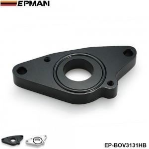 EPMAN -  RS RZ FV Blow Off Valve BOV Flange Adapter For WRX EJ20 EJ25 Top Mount EP-BOV3131HB