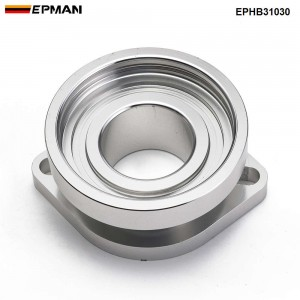 Epman Sport Billet Aluminium Type S/RS To SSQV SQV4 SQV Discharge Flange Blow Off Valve BOV Bypass Adapter Flange EPHB31030