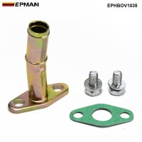 Epman Turbo Oil Drain / Return Pipe Kit Garrett BB GT25 GT28 GT30 GT35 GT3076R GT3582R EPHBOV1035