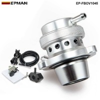 EPMAN Blow Off valve Kit For Audi A1,A3 For VW Golf MK6 MK5 ,For Polo 1.4T EA111 egnine  Aluminum EP-FBOV1045