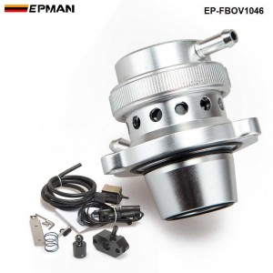 EPMAN Blow Off Valve kit for three generations of EA888 engine turbo vacuum adapter for Audi S3/Golf 7/GTI EP-FBOV1046