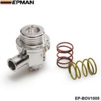 EPMAN Blow off valve 25MM BOV (4bar) FOR VW silver EP-BOV1005 ( 2 spring are 14PSI and 7PSI)