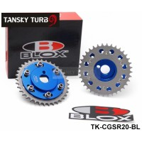 Tansky - 1Pair / Unit BLOX CAM GEARS for Nissian engine SR20DET Default Color is Blue TK-CGSR20-BL