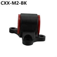 Performance Aluminum Engine Motor Right Hand Mount for 96-00 Civic Engine CXX-M2-BK