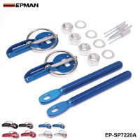 EPMAN Racing Hood Bonnet Pin Kit Aluminium For All Cars Lock Locking Sport New EP-SP7220A