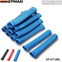 EPMAN High Performance Protector Sleeve Spark Plug Wire Boots 12Cyl EP-GT12