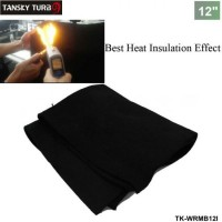 "TANSKY -Thermal Emergency Rescue Glass Fiber Fire Resistance Blanket Fire Blanket 12""x12"" TK-WRMB12I"