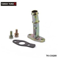 TANSKY - Turbo Oil Drain Pipe kit For Mitsubishi TD015 TD02 TD03 TD04 TD05 TD06 KKK K03 K04 TK-CGQ50