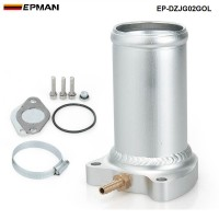 EPMAN- Aluminum EGR Exhaust Removal Kit Blanking Bypass For MK4 98-04 VW Beetle Golf Jetta TK-DZJG02GOL