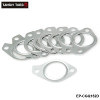 TANSKY - SS 2 Bolt Turbo Compressor Outlet Gasket For Mitsubishi EVO 8 9 4G63 EP-CGQ152D