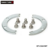 TANSKY -Turbine Housing Clamp and Bolt Kit For Garrett turbo GT25R, GT28, Gt30, GT35,T3 EP-CGQ159T