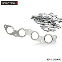 TANSKY -10pcs/lot Exhaust Manifold Gasket Victor MS19266 EP-CGQ169D