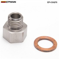 EPMAN -Sensor Adapter Oil Water Pressure Temp M12x1.5 to 1/8NPT EP-CGQ70