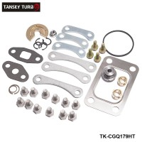 TANSKY - T3 T4 Turbocharger Rebuilt Rebuild Repair Kit For T3 T4 T04B T04E Turbo Charger TK-CGQ179HT