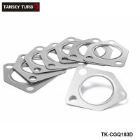 TANSKY -10Pcs/lot For BMW E36, E46, E39 530d M57, E38, X5 E53 SS Turbo Charger Gasket 11622244515 TK-CGQ183D