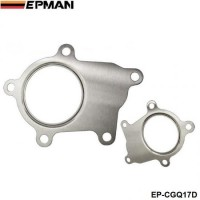 EPMAN -10PCS/LOT T3/T4 turbo discharge gasket Gasket A/R.63 discharge gasket EP-CGQ17D