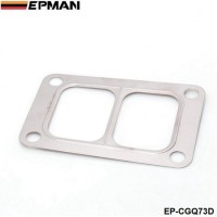 EPMAN 10PCS/LOT -T6 Turbo Exhaust Divided Twinscroll Turbo Inlet Gasket EP-CGQ73D