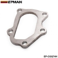 EPMAN - For subaru Turbo Outlet Flange to Downpipe Flange 9mm stainless steel TD04 EP-CGQ74H