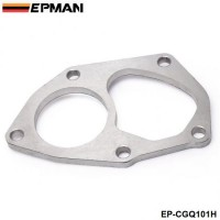 EPMAN Turbo to Downpipe Flange For Mitsubishi Lancer EVO 4~9 Dump Outlet Pipe EP-CGQ101H
