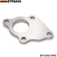EPMAN Turbo Down Pipe Flange Set FOR Mitsubishi 4M40T 2.8L 4 Bolt Pajero Triton Delica EP-CGQ118H