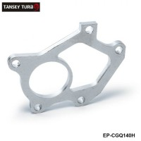 TANSKY -Turbocharger Flange For SUBARU STI Twin Scroll VF36 VF37 Dump Pipe / Turbine Outlet EP-CGQ140H