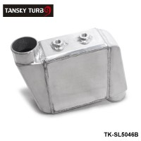 "TANSKY - Air Water Liquid Intercooler Chargecooler 250mm 220mm 115mm Core Preorder Inlet/Outlet: 3.5"" TK-SL5046B"