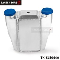 """TANSKY - Turbo Water to Air Intercooler - 13.3"""" x12""""X4.5"""" Inlet/Outlet: 3"""" TK-SL5044A"""