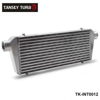 TANSKY - 550x230x65mm UNIVERSAL FRONT MOUNT TURBO INTERCOOLER For Honda Civic Nissan Toyota TK-INT0012